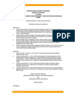 2. UU No. 3 Tahun 2006 Perubahan UU No. 7 Tahun 1989