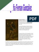 biografia Fernando González