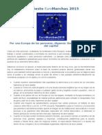 Manifiesto EuroMarchas 2015 DEFINITIVO 05-09-2015