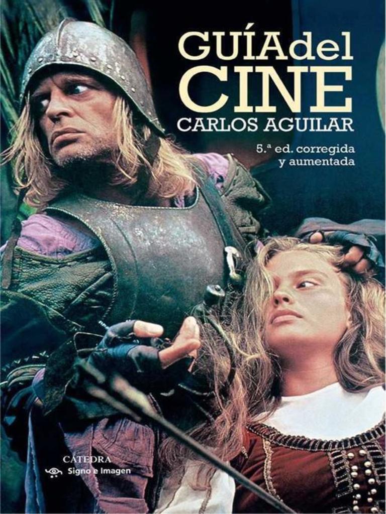 Carlos aguilar guia del cine fandeluxe Gallery