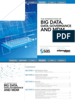 The Intersection of Big Data Governance and MDM