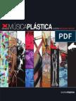 """Catálogo da 10.ª Exposição da Galeria d'Arte Ortopóvoa """"Música Plástica"""""""