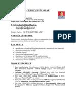 CV- Dr. Prashant Jha