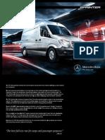 Mercedes Sprinter 2015 Misc Documents-Brochure
