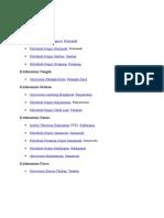 Daftar Ptn Di Kalimantan