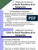 1-Teoría Neoclásica de La Integración Económica