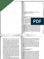 Orígenes Terminológicos, Problemas Actuales, Futuras Lineas de Investigación