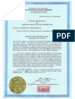 BHI SEC Cert &  Amended Articles of Incorporation.pdf