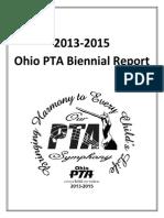 2013-2015 Ohio PTA Biennial Report