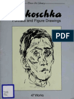 Kokoschka - Portrait and Figure Drawings (Art eBook)