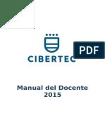 Manual Docente 2015