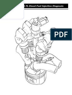 Sprinter 2 7 Liter Diesel Fuel Injection DiagnosisSprinter | Diesel