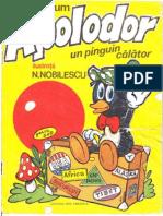 Apolodor-un Pinguin Calator - Gellu Naum