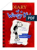 1. Diary of a Wimpy Kid