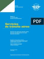 OEL17 HA-L1089 OACI Anexo 11 - Servicios de Transito Aereo
