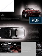 Mercedes SL 55 AMG 2008 Misc Documents-Brochure