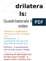 quadrilateral handout