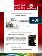 Boletín Around the World 085