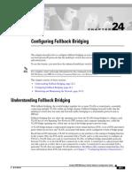 Configuring Fallback Bridging