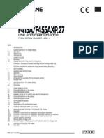 F415A.455AXP.27 Fassi