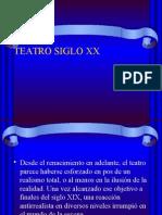 Teatro Siglo Xx