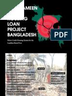 Grameen Bank Housing Loan Project
