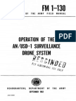 FM 1-130 OPERATION OF THE AN/USD-1 SURVEILLANCE DRONE SYSTEM