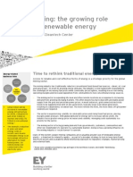 EY Mining the Growing Role of Renewable Energy