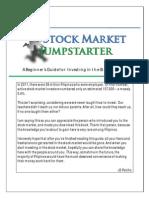 The Stockmarket Jump Starter