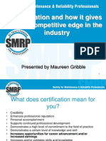 Certification and How It Gives You a Competitive Edge1