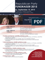 ORP Fall Fundraiser