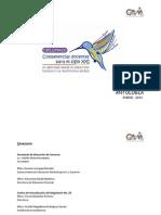 Antología Competencias Docentes y Desarrollo Humano