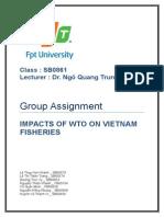 Vietnam's Seafood i