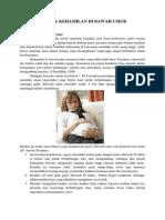 7 Bahaya Kehamilan Di Bawah Umur