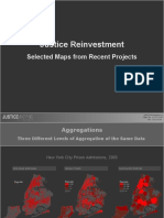 Justice Mapping Center Selected 5