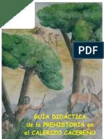 Guia Didactica de La Prehistoria_Primeros Pobladores de Extremadura