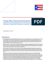 PuertoRico Fiscal and Economic Growth Plan9.9.15. Plan Fiscal y Crecimiento Econ