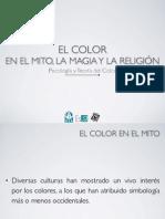 1.7 El Color en El Mito, La Magia y La Religion