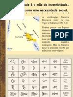 A Hist%d3ria Da Escrita