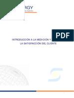 060214 Introduccion Medicion Satisfaccion Cliente