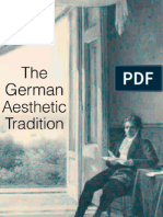 Kai Hammermeister - The German Aesthetic Tradition