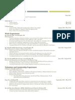 fawcett paige -resume