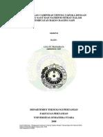 Pengaruh Penambanhan tepung substitusi terhadap mutu bakso yang dihasilkan