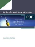 Antiansietas Dan Antidepresan (Dr Imelda)