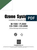 Sistema de Ozono