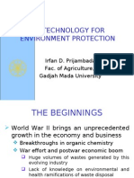 Biotechnology for Environment Protection