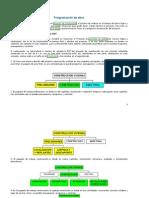 Programación de Obra