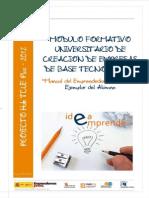 Manual Del Empendedor Universitario
