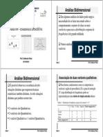 Estatistica-Aula06 Estatistica Descritiva