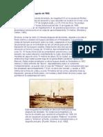 El Tsunami Del 13 de Agosto de 1868